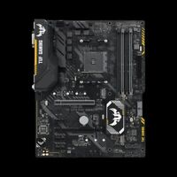 ASUS TUF X470-PLUS GAMING AMD Socket X470 AM4 ATX M.2 Desktop Motherboard B
