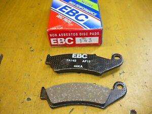 plaquette frein ebc fa143 Honda NR 750 NSR 250 RVF 400 750 VFR 400 750 rc 30 45