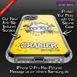 Crainer iPhone Silicone Case - Cases Covers Skins - ALL IPHONES - Youtuber Merch