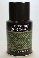 MONSIEUR Rochas 150 ml Shaving Cream Neu * Vintage *