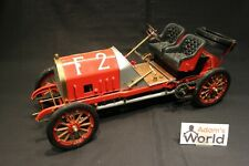 Pocher Fiat F-2 130 HP Racer with spare tires 1907 1:8 red (built kit)