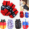 Dog Cat Coat Jacket Pet Supplies Winter Warm Apparel Thick Clothes Puppy Costume