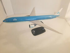 KLM Airlines Boeing 777-300ER PH-BVJ Aircraft Model 1:200 Scale PPC Holland