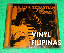 PHILIPPINES:BELLE AND SEBASTIAN - Dear Catastrophe Waitress CD,RARE,Indie,SEALED