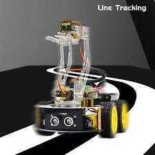 Keyestudio 4wd Smart Car Robotics Robot Arm Starter Kit For Arduino Diy Set