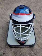 sports shoes 119c2 061dc NEW IN BOX Columbus Blue Jackets Franklin Sports NHL Mini Goalie Mask Helmet
