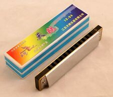 New Swan Diatonic Harmonica /12 Hole Key of C Harmonica / Best on the Web