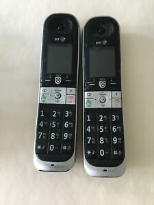 BT8600 2 Digital Cordless Phones Advanced Call Blocker with Answering Machine