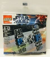 💥 LEGO STAR WARS NEW SEALED TIE FIGHTER MINI POLYBAG 8028 💥 FREE SHIPPING!💥