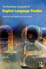 The Routledge Companion to English Language Studies (Routledge-ExLibrary