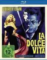 LA DOLCE VITA  (MARCELLO MASTROIANNI/ANITA EKBERG/ANOUK AIMEE/+)  BLU-RAY NEU