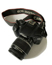 Canon EOS 550D KIT 18-55mm IS& 55-250mm IS DSLR Camera, Bag, Shutter, Lens Cover