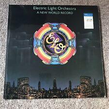 "Electric Light Orchestra A New World Record 12"" Vinyl Jet Records 1976 Mint"