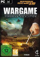 Wargame: European Escalation - STEAM KEY - Code - Digital - PC, Mac & Linux