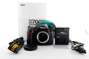 "Nikon D7000 16.2MP Digital SLR Camera Black Body Only ""Excellent+++"" From Japan"