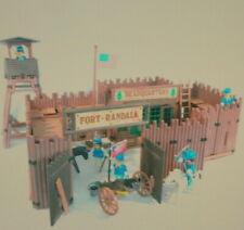 Playmobil -- Pièce de rechange -- Fort randall 3419 --
