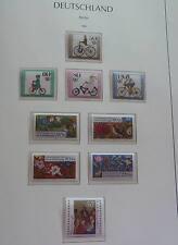 Briefmarken Deutschland Berlin 1985 postfrisch Weihnachten Weihnachtsmarke