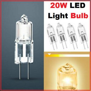 ⭐10/20X 12V G4 20W Halogen Capsule ⭐ LED Light Bulb Replace Bulbs Lamps AC 2Pin⭐