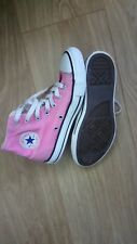 Pink Converse All Star  Size 2 UK