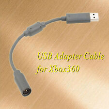 New USB Breakaway Cable Compatible Xbox 360 Rock Band Guitar Hero Drum Dance GK