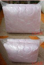 8 X Large Clear Plastic Storage Bags Resealable Zip Slide 65cm x 75cm