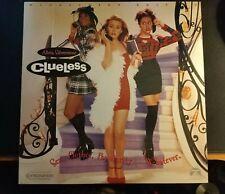 CLUELESS Laserdisc [Widescreen, Alicia Silverstone, Brittany Murphy, 1995]