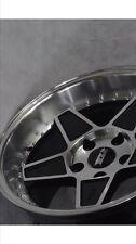 "FYK ED3 16"" 9j Et15 alloy wheels 4x100 euro drift BBS RS XXR BMW E30 VW Golf"