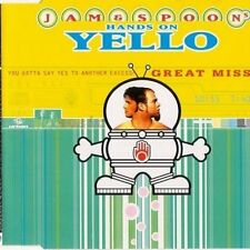 Jam & Spoon Hand's on Yello-Great mission: you gotta say yes.. (1995) [Maxi-CD]