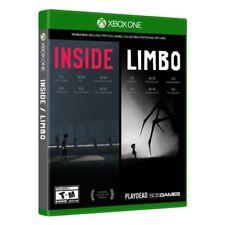 505 GAMES Videogioco Inside/Limbo Double Pack 18+ Videogioco Xbox One SX3I03