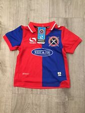Sondico Dagenham & Redbridge Home Shirt Kids 2-3 Yrs BNWT