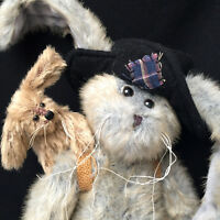 Vintage Bearington Collection Rags and Bags Rabbit And Bear Georgia USA