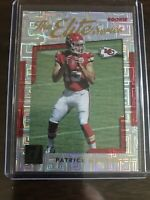 "PATRICK MAHOMES KC Chiefs 2017 Donruss ""The Elite Series"" Rookie #7 RC!!!"