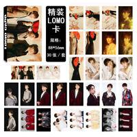 30PCS /SET CPOP TFBOYS Album Lomo Card Photo Card Poster Photocard