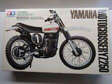 Tamiya Yamaha Motorcycle Model Building Toys