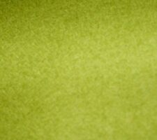 OFFCUT CAMIRA SYNERGY GATHER GREEN WOOL FABRIC 51 CMS X 51 CMS  LIGHT CHARTREUSE
