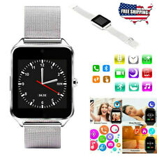 New listing Bluetooth Smart Watch Unlocked Phone Call for Android CellPhones Samsung S20 S10