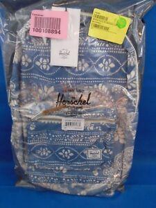 "Herschel Sully Co, Settlement Backpack Chai 15"" Laptop"