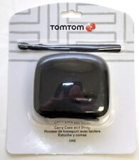 NEW GENUINE TomTom EVA CARRYING CASE ONE 125 SE 130S 140S tom gps EASE Start2