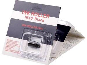 Inkroller Gr.744    Farbrolle in  schwarz für Sharp XE-A 102-