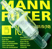 Mercedes Diesel Inline Fuel Filter 001 477 79 01 MANN WK31/5
