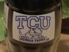 TCU Horned Frogs 1998 Sun Bowl Champs coke bottle