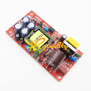 220V to 12V 5V AC-DC Dual Output Isolated Switch Power Module Buck Converte