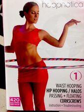 Hoopnotica Level 1 Waist Hooping Fitness DVD SEALED.