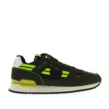 Sergio Tacchini Sonic Authentic Sneaker Uomo STM923107 04 Military Lime