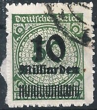 "Korbdeckel MiNr. 336BP mit Handbuchplattenfehler ""PE4"" gestempelt"