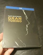 NEW /// STEELBOOK ///GRAN TORINO///BLU-RAY/// Clint EASTWOOD ///