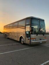 vanhool bus 2003 T2145  motor coach