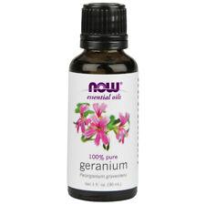 NOW Foods Geranium Oil 100% Pure & Natural - 1 oz