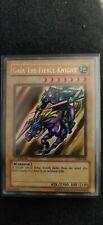 """Yu-gi-oh! 2002 Gaia the Fierce Knigh LOB-006 1st edition Ultra """"Near Mint"""""""