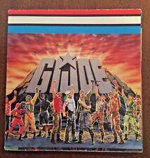 GI Joe 1985 Product Guide - Great Shape - ARAH!